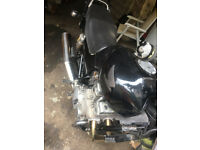 1996 honda cb750 f2 motorcycle , runs and rides great!! , can deliver