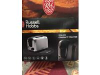 Russell Hobbs toaster BT you view box internet cable and connectors