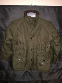 Boys Country style coat