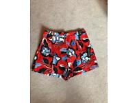 River Island Shorts Size 10 Brand New