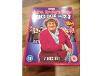 Mrs. Browns boys 7dvd box set *new*