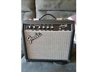 Fender Frontman 15g guitar amp NEW
