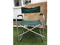 Foldaway DIRECTORS CHAIR / Fishing chair