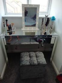 Mirrored Dresser from MY Furniture