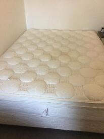 Bed for sale 153 x 203cm