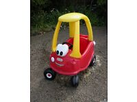 Little Tykes Cozy Coupe Car / Outdoor Childrens Kids Summer Toy