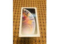 Apple iPhone XS MAX 256gb - Space Grey - vodafone network (Brand New & Sealed)