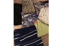 Huge bundle of ladies clothes size 18 some new