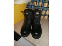 dickies safety boots size 8 new no box