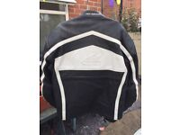 Hein gericke jacket small