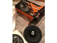 "HERTZ 6.5"" Car Speakers!"