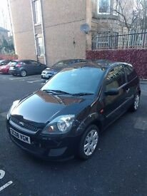 1.2 Black Ford Fiesta Style 2008 3dr
