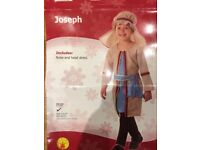 Joseph Dressing Up Costume with Head dress Age 4-6
