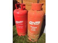 Propane Gas Bottles 34kg