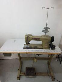 Consew 210 Single Needle Industrial Machine