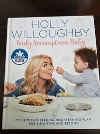 Holly willoughby -Truly Scrumptious Baby
