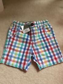 Brand new with tags boys shorts 2-3