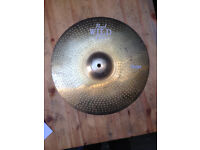 "Pearl ""Wild"" Crash Cymbal, 16"", Made in Japan"