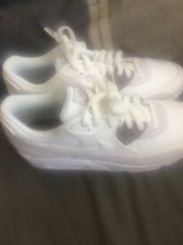 Brand new Nike air max