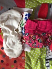 Gro via hybrid cloth/ reusable nappy