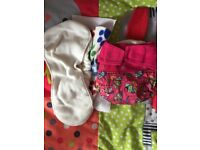Gro via hybrid cloth/ reusable nappy