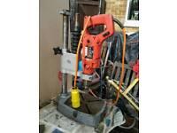 Bench drill portable