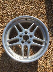 BMW M Sport E38 Alloy Wheel