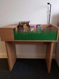 VivExotic Tortoise Table, Stand & Setup