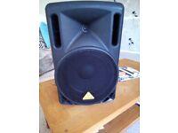 Behringer B210D Eurolive 10inch Active Speaker Cabinet
