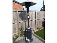 Large gas patio heater