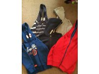 Bundle of Boys Hoodies - Age 3-4