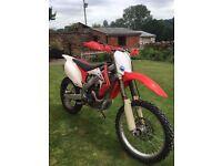 Motocross 2013 Honda CRF250R
