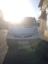 Vauxhall Vivaro 2013 in Very Good Condition