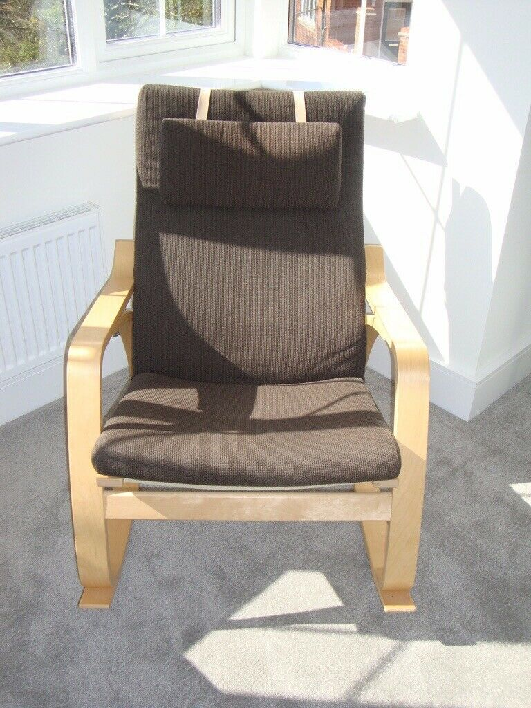 Ikea Poang Rocking Chair In Frimley Surrey Gumtree