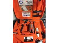 Paslode im65 f16 second fix pin gun vgc dewalt Makita Bosch