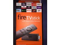 AMAZON FIRE STICK PLUS EXTRAS