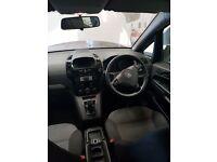 Vauxhall zafira cdti 2010 7 seater