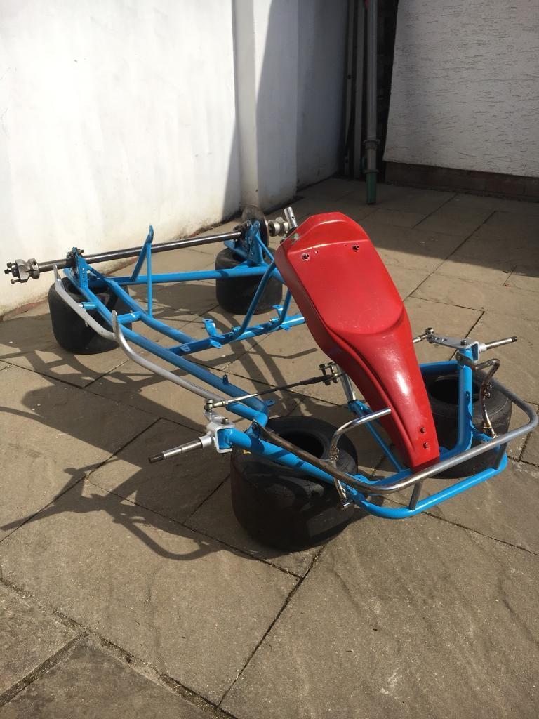 Go kart frame for sale | in Vale of Glamorgan | Gumtree