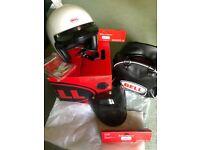 New Bell Motorcycle Helmet