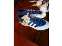 brand new adidas matchcourt trainers size 10