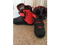 Excellent condition Wakeboarding boots