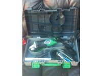 "Brand New 4 1/2"" Angle Grinder For Sale"