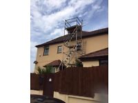 Youngman alloy tower massive 7.2 metre