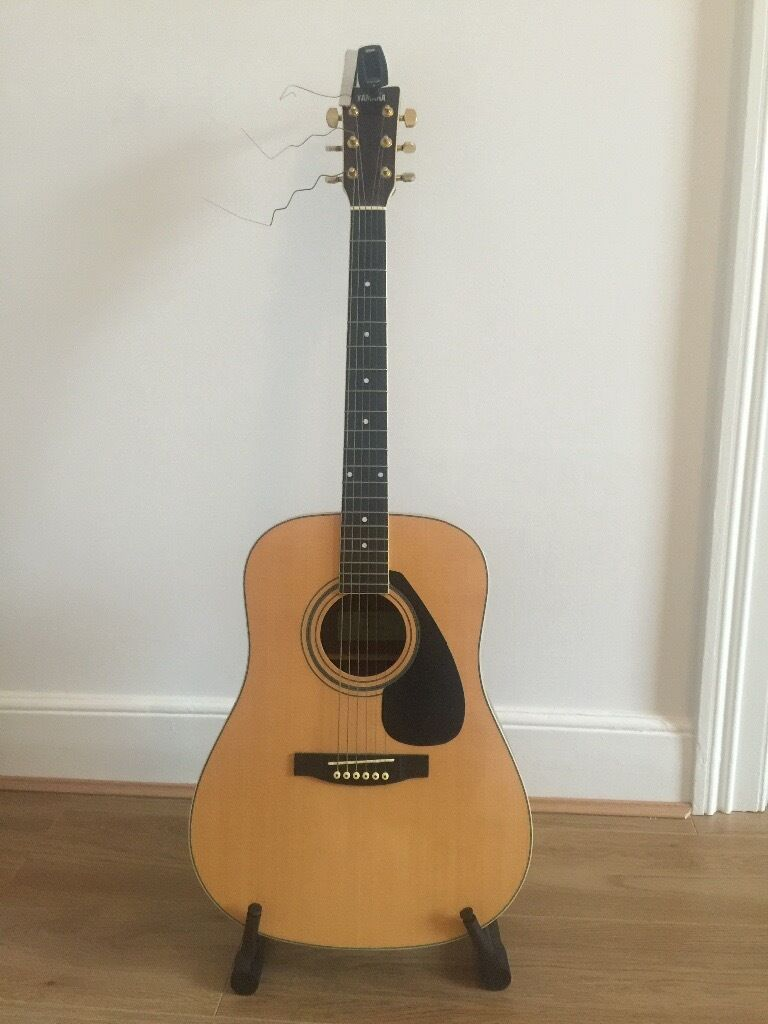 yamaha fd02 acoustic guitar for sale in torquay devon