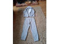 Junior Ralph Lauren track suit