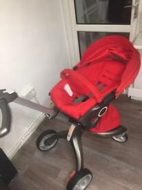 Stokke xplory v3 very good condition