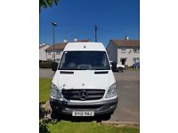 mercedes benz sprinter not vw, ford, avico