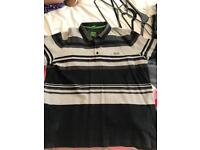 Men's genuine Hugo boss polo t shirt