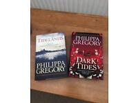 Phillipa Gregory novels X 2