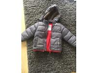Mini Boden boys padded jacket